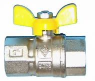 VS84 T Bar Brass Ball Valve
